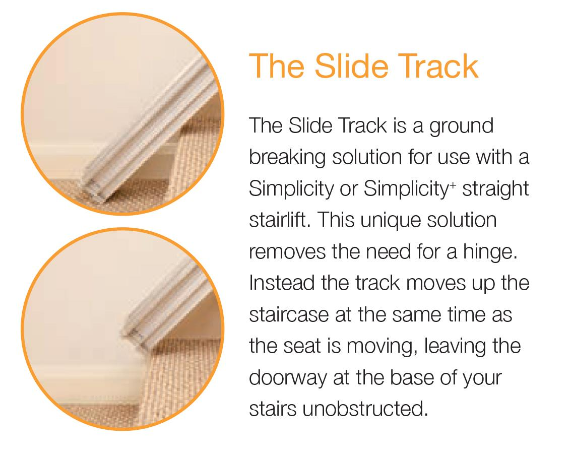 Powered Slide Track