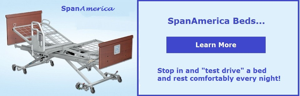 spanamerica, beds, adjustable