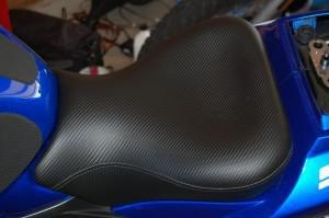 Custom Seat by Mr Ed's Moto