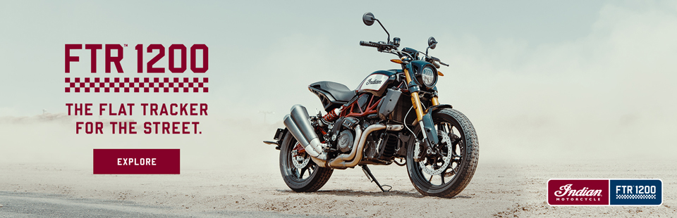 Explore the new FTR 1200