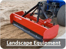 Landscape Equipment