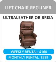 lift chair recliner or brisa