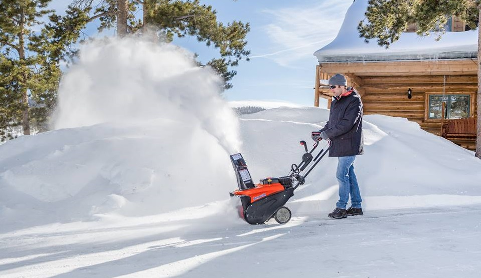 simplicity snowthrower