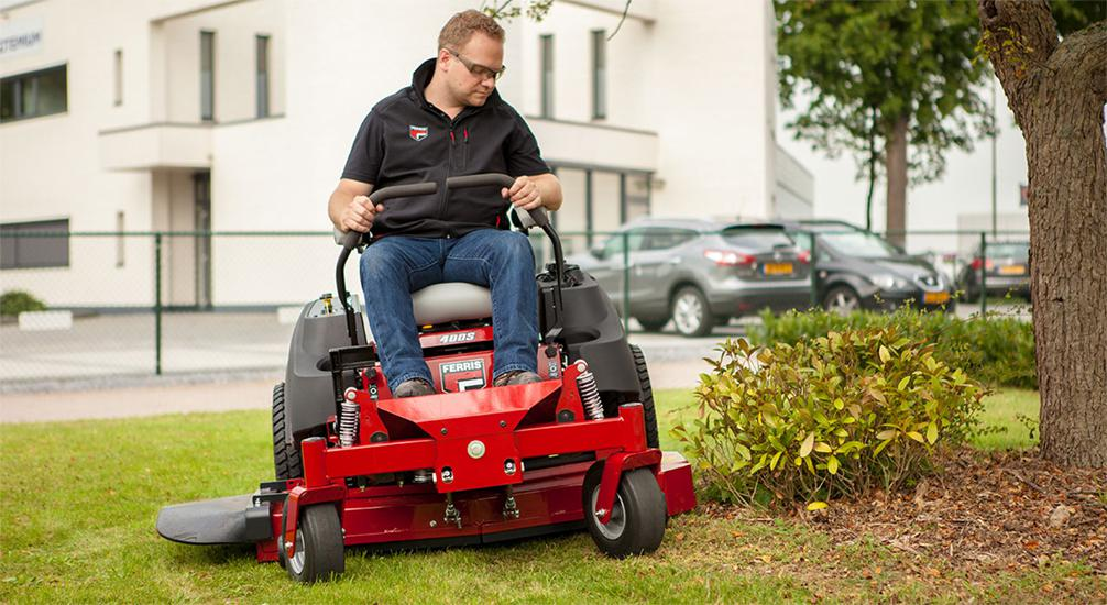 View All Commercial Ferris Mowers