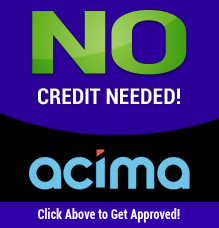 no credit check financing by acima