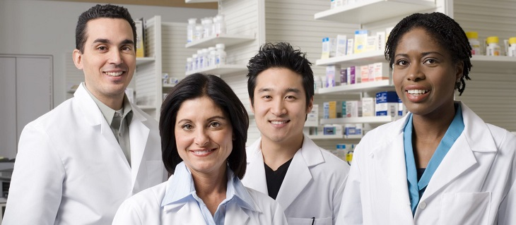 A trusted team of pharmacists