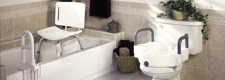 Bathroom Safety Products | Grab Bars, Bath Chairs, Toilet Rails, etc ...