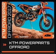 KTM Powerparts Offroad