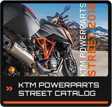 KTM Powerparts Street Catalog