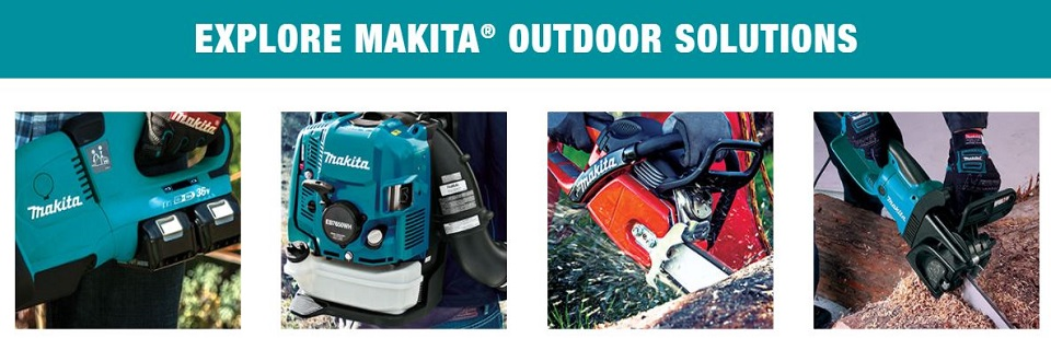 Makita Outdoor Equipment