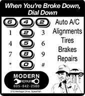 When You're Broke Down, Dial Down
