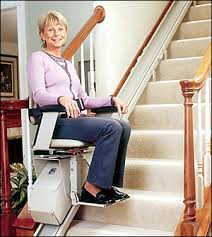 stairlifts installed in central texas