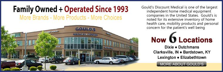 Gould's Six Locations