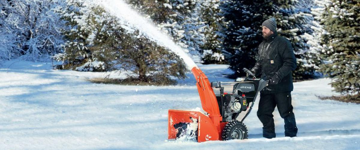 Ariens Outdoor Equipment