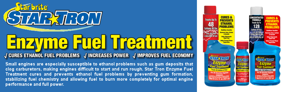 Star-Tron Fuel Treatment