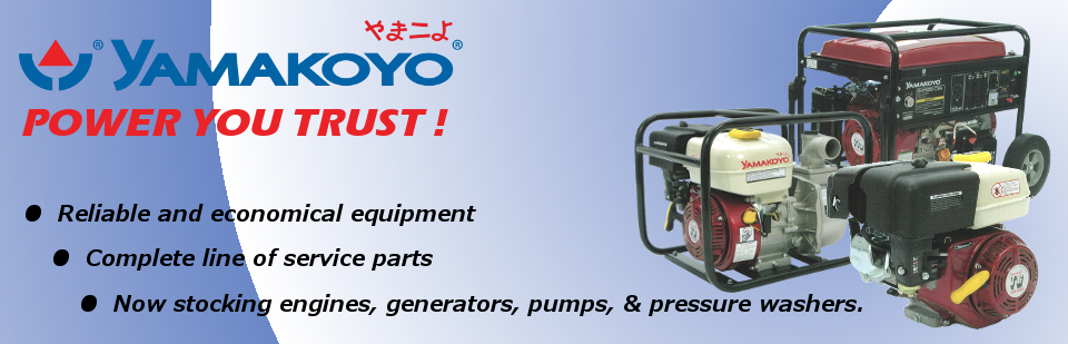 Yamakoyo Engines & Equipment