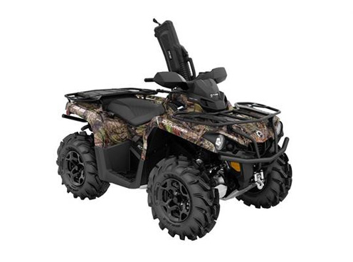 2018 Outlander™ 570 Mossy Oak® Hunting Edition