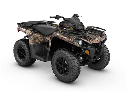 2017 Outlander™ DPS™ 450 - Break-Up Country Camo®