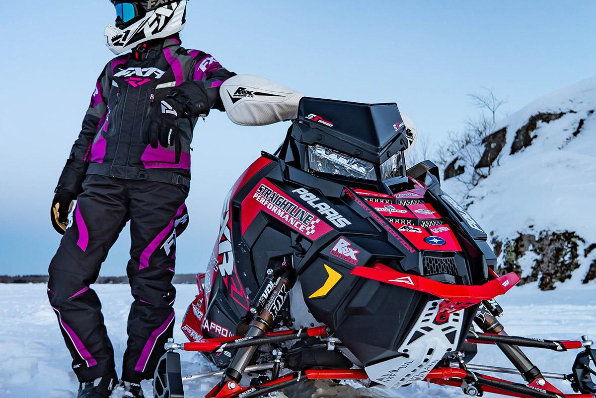 Shop All Powersports Apparel