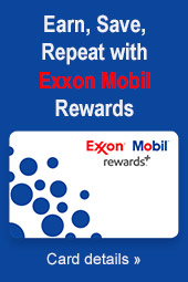 Earn, Save, Repeat with Exxon Mobil Rewards Card  details »