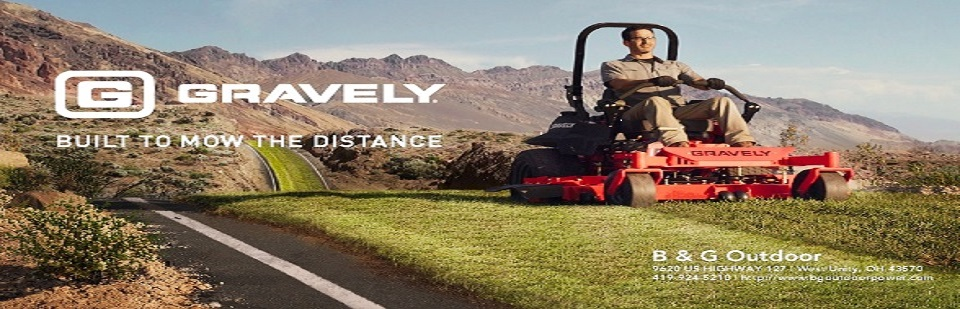 Made to mow the distance ad