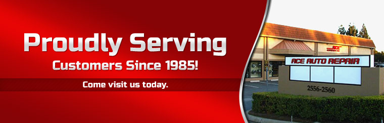Proudly Serving Customers Since 1985: Come visit us today.