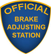 Official Brake Adjusting Station