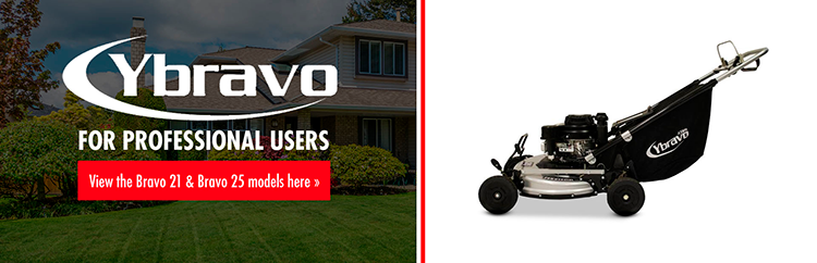 Ybravo: For professional users. View the Bravo 21 and Bravo 25 models here.