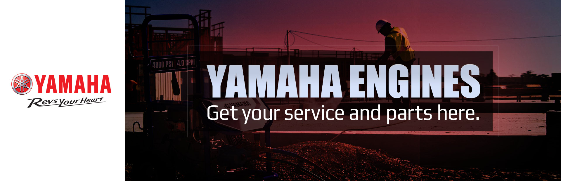 Yamaha Engines: Get your service and parts here.