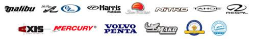 We carry products from Malibu, Sea Ray, EZ Dock, Harris, Sun Tracker, Nitro, Tahoe, Regal, Axis, Mercury, Volvo Penta, and Mako. Brunswick Master Dealer. Certified Marine Industry.