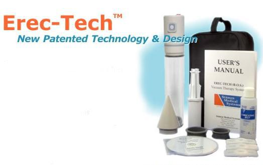 Erec-Tech New Patented Technology & Design