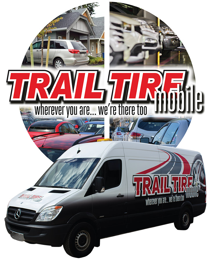 Trail Tire Mobile Wherever you are... we're there too