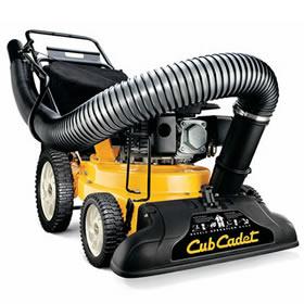 Cub Cadet Chipper Shredder Vacuum