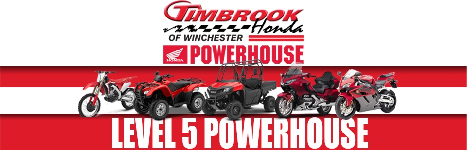 At Honda it means having the most knowledgeable sales, service and parts staff around, because we specialize exclusively in Honda Powersports products. That means we carry an unbeatable selection of H