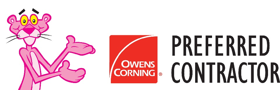 Owens Corning Preferred Contractor Banner