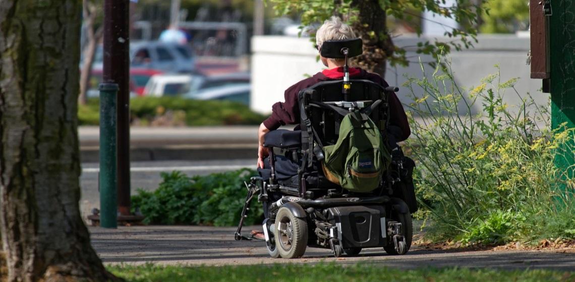 Power Wheelchair image