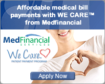 Apply now for affordable medical bill payments