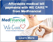 Learn more about affordable medical bill payments