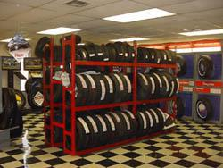 Our Tire Showroom