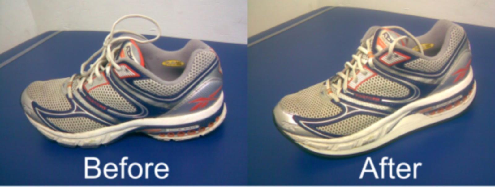 Custom Shoe Modification