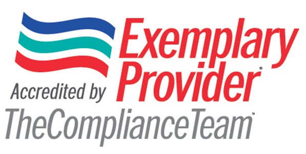 Accredited by the Compliance Team