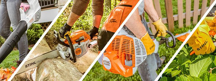 STIHL Residential Equipment