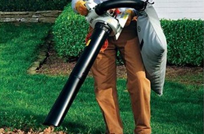 STIHL Lawn Vacuums