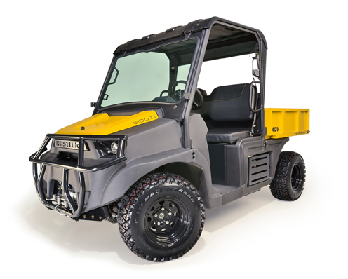Hustler Utility Vehicles