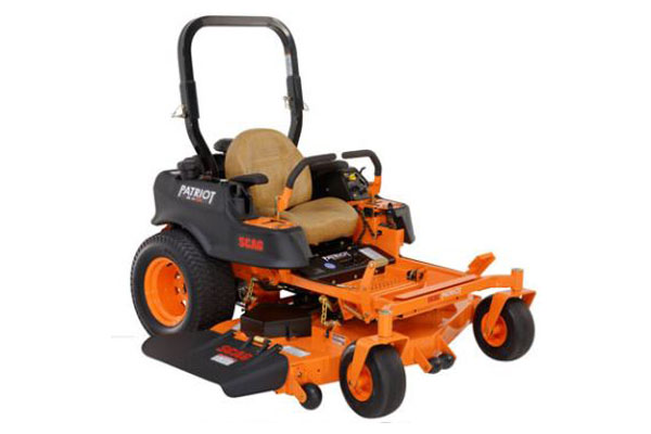 Patriot Z Mowers