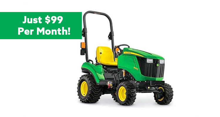 1 Family Compact Utility Tractors