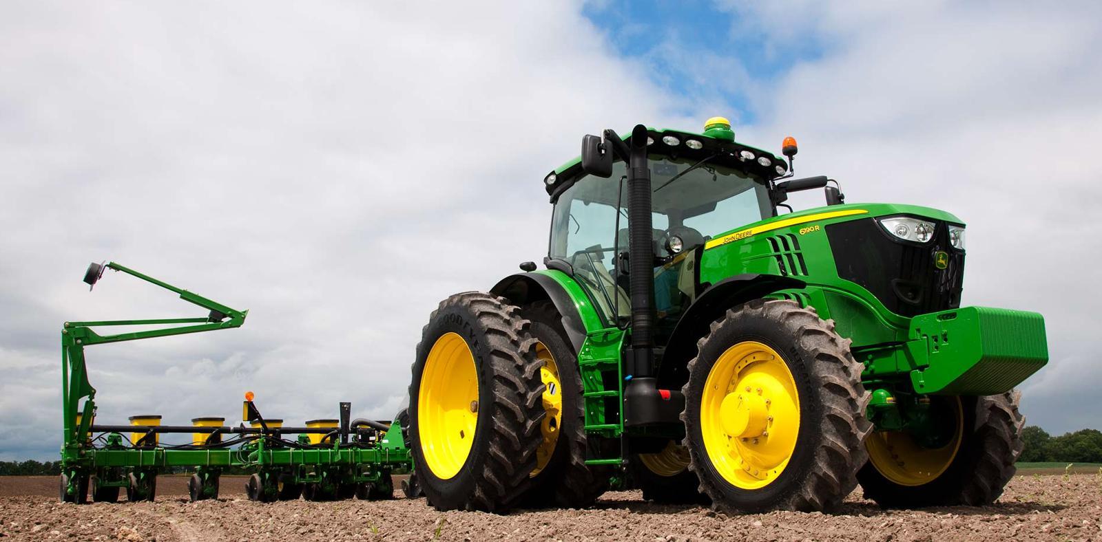 pre owned farm equipment for sale john deere tractors lawn