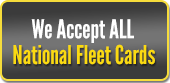 We Accept All Fleet Cards