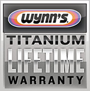 Wynn's Titanium Lifetime Warranty