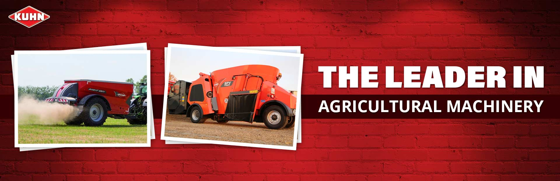 Kuhn: The Leader in Agricultural Machinery
